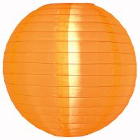 China Orange Nylon Lanterns on sale