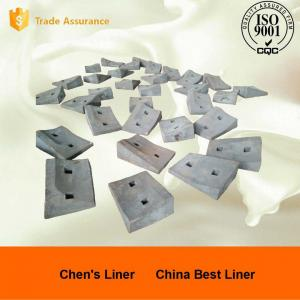 Quality AS2074 Pearlitic Cr - Mo Caps Alloy Steel Castings With HRC33-43 , Abrasion for sale