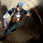 Captain America Superhero Action Figures Toys For Gift / Promotion / Collection