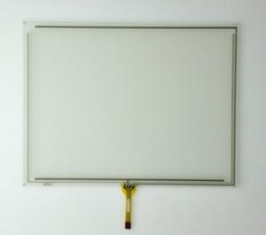 China CDG8671-7.0 4 Wire Resistive Touch Screen Panel OEM / ODM Available on sale