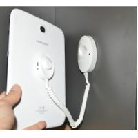 China Pad Wall Mounted Docking Station Security Bracket Secure Alarm Locking Tablets on sale