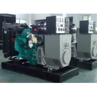 China Cummins Industrial Diesel Generators 22KW - 220KW Compact Diesel Generators For Home Use on sale