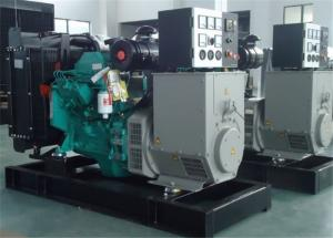China Cummins Industrial Diesel Generators 22KW - 220KW Compact Diesel Generators For Home Use on sale