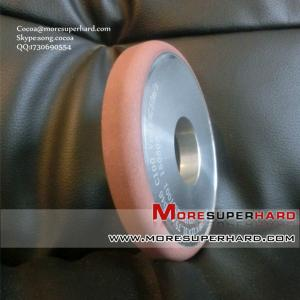 China 1Q1 resin bond diamond grinding wheels for cutter sharpening (skype: song.cocoa) on sale