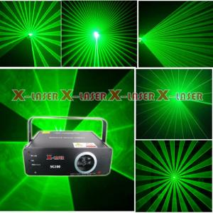 China  S-100 Club Thick facular green beam stage laser light on sale