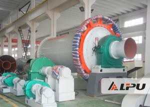 China Center Driving Cement Making Wet Ball Grinding Mill  , Capacity 17-32 t/h on sale