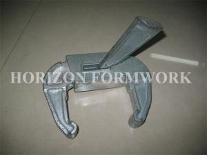 China Casted Iron Quick Acting Clamp Formwork Accessories for Framax Panel System on sale