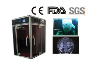 China Air Cooling 3D Crystal Laser Engraving Machine Plus 3D Camera for Portrait on sale