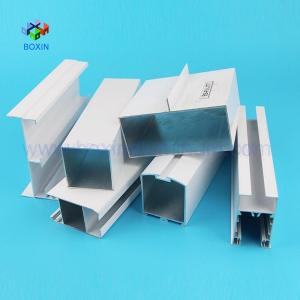China aluminium profile system to make doors and windows on sale