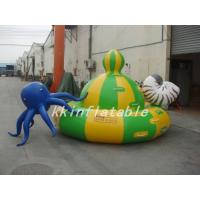 China Outdoor Huge Kids Water Inflatable Games For Sea Swimming Pool on sale