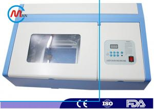 China High Efficiency Desktop Mini Laser Etching Machine Small Laser Cutting Machine on sale