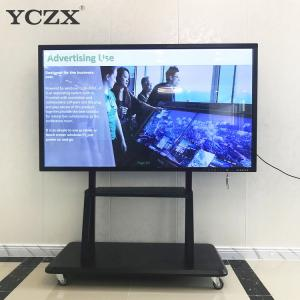 China Win 10 Touch Screen Interactive Whiteboard For School Multi Size Optional on sale