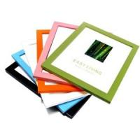 China Eco Household Products / Standing Wooden Picture Frame Wood Wall Photoframe