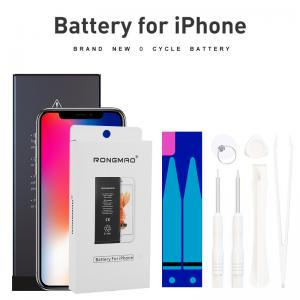 China Zero Cycle Apple Iphone 5 Battery Li Polymer AAA Battery For Iphone 5 on sale