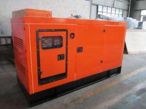 China 50Hz / 60Hz Silent Water Cooled Diesel Generators For Sale IP21 AMF Control Panel on sale