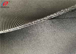 China Breathable Sports Mesh Fabric For Home Textile , 100 Polyester 3D Air Mesh Fabric on sale