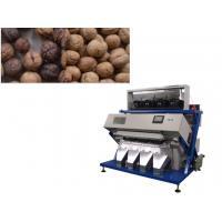 Precision CCD Color Sorter Machine For Grain , Walnut Sorting Machine