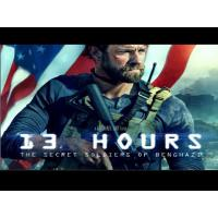 13 Hours The Secret Soldiers Of Benghazi Blu-ray Movie DVD Action Adventure Thriller Series Film Blu-ray DVD