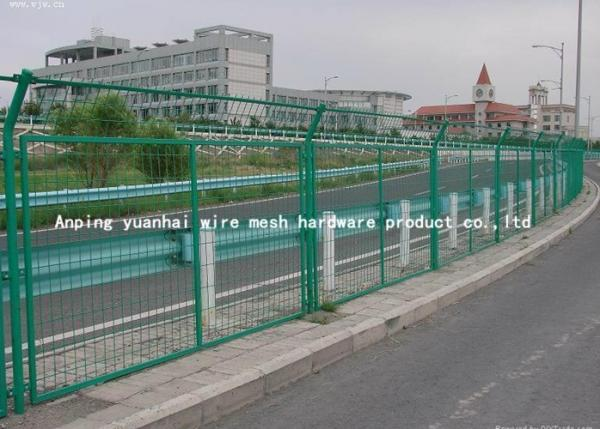 Power Plants Iron Metal Wire Fence Panels Easy Install High Anti ...