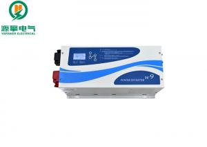 China LCD Display Low Frequency Pure Sine Wave Inverter , Power Inverter With Battery Charger on sale