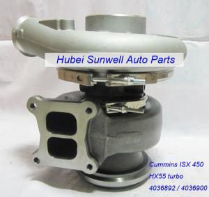 Cummins ISX engine turbo 4036892 / 4036900 / 4036902 for