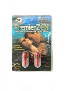 China Premier Zen 3D Male Enhancement Sex Pills Ship From USA on sale