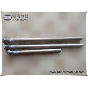 China Anodes solaires ou électriques Rod de magnésium de pièces d'accessoires de chauffe-eau on sale