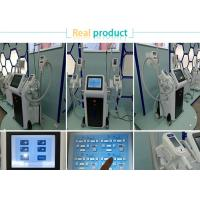 China 12 inch touch color screen -15~5 celcius ice shaping cryolipolysis fat freeze slimming machine on sale