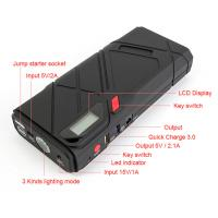 Smart Car Jump Starter 1200a Peak Battery / Jump Start Power Bank 5.0l Diesel Version