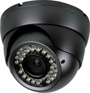 China 3.5'' IR metal dome camera Vandalproof Camera,Wired camera ES-702VD on sale