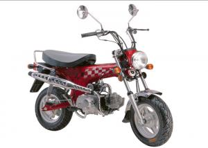 China 139FMB Engine Off Road Motorcycle Gas Fuel Red Steel Body Drum Type Long LIfespan on sale