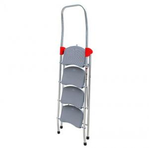 China Stepping Aluminium Scaffolding Ladder , Stage Scaffolding Optional Size on sale