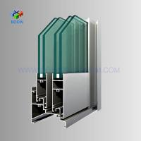 china extrusion alloy 6063 t5 aluminium profiles for windows and doors