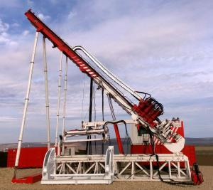 China Durable Oilfield Workover Rigs / Slanted Rotary Drilling Rigs on sale