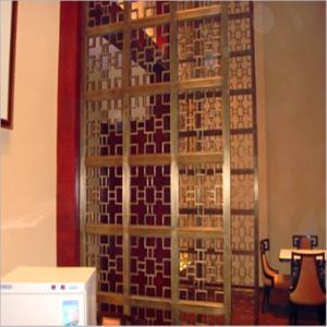 China factory Metal Room Divider Screen Partition to DubaiIndonesia