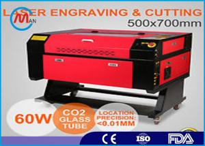 China Water Chiller 30W CO2 Laser Engraving Machine High Speed Differential Input on sale