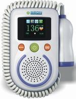 China Portable Fetal Doppler (A100C) on sale