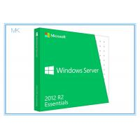 China Original Windows Server 2012 R2 Essentials ,64bit DVD Server 2012 Product Key on sale
