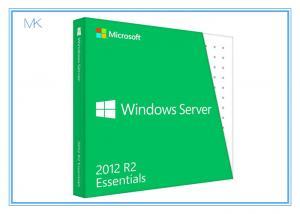 China Original Windows Server 2012 R2 Essentials ,64bit DVD Server 2012 Product Key on sale