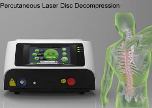 China PLDD Laser Treatment Machine For Lumbar Disc Herniation on sale