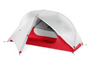 China one person  Aluminum Pole Camping Tent   Two Layer Camping Tent GNCT-004 on sale