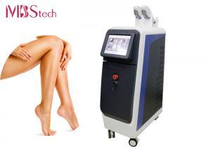 China Ipl ELight Rf Opt Skin Care Shr Laser Hair Removal Machine on sale
