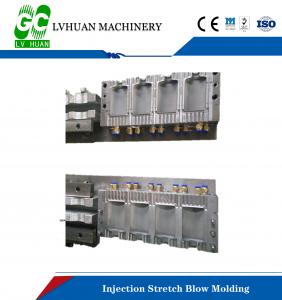 China Toilet Cleaners Bottle Injection Stretch Blow Molding , Plastic Injection Molding on sale