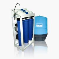 China Commercial RO Water Purifier with Iron Frame on sale