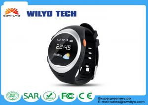 China Anti Falling mobile phone wrist watch phone watch bluetooth GPS Tracker for Adult on sale