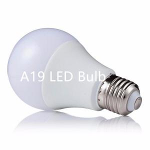 China PC+AL Home lighting 3000k 6500k A19 A60 15 watt led bulb lighting with 2 years warranty on sale