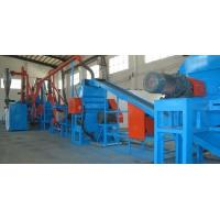 CE ISO9001 SGS 7 Patents Approved Tire Shredder/ Waste Tire Recycling Machine/ Used Tyre Recycling Machine