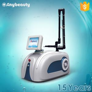 China fractional co2 laser machine    /   CO2 fractional laser machine with US imported RF tube on sale