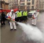 Electric Start Free Mask Sterilizer Fog Spray Machine / Corona Virus Fog Machine