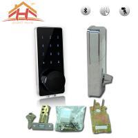 High Security Bluetooth Smart Door Lock Touch Screen Keyless Wireless Remote Control